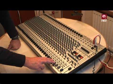 Mixer Behringer Sl3242fx Pro behringer sl3242fx pro part 1 overview