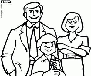 imagenes de la familia urbana para colorear juegos de familia para colorear imprimir y pintar