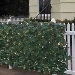 Decorative Privacy Fences by Best Choice Products 174 Faux Ivy Privacy Fence Screen 94 Quot X