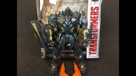 New Listing Transformers The Last V Class Hasbro Figure Optim hasbro transformers the last premier edition leader class megatron review