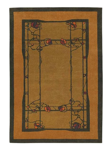 craftsman style rugs 118 best images about craftsman rugs on william morris and arts crafts