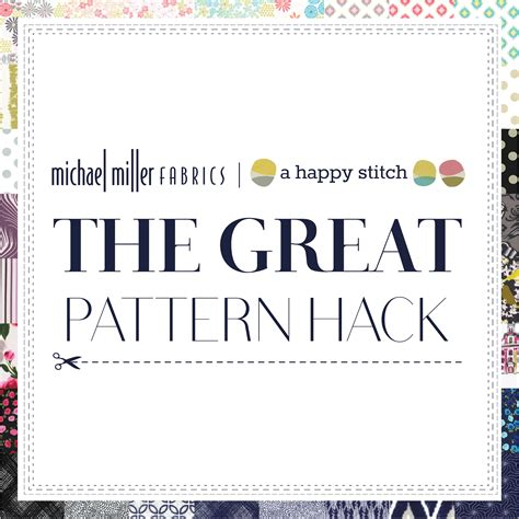 pattern hacker making it fun the great pattern hack erin of sewbon