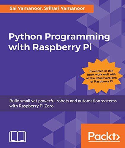 python tutorial raspberry pi pdf python programming with raspberry pi zero pdf download