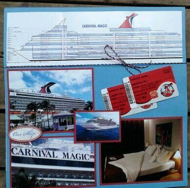 carnival cruise themes cruise pictures scrapbook pages carnival cruise