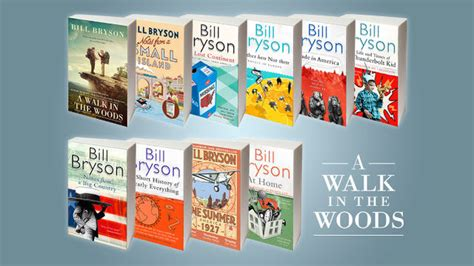 best bill bryson book win 1 of 5 collections of bill bryson books to celebrate