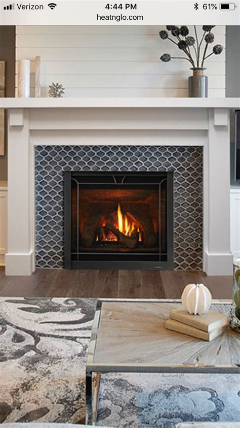 fireplace tile home fireplace living room  fireplace