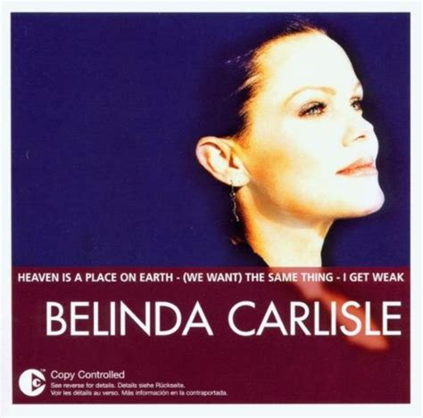 lyrics belinda carlisle belinda carlisle cd covers