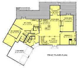 modular home floor plans with inlaw apartment cottage