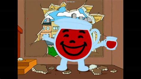 Oh Yeah Kool Aid Meme - family guy quot oh yeah quot kool aid man parody youtube