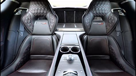 aston martin sedan interior 2016 aston martin rapide s interior