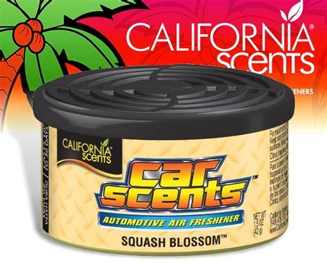 Car Scents Orange Squeeze Orange Blossom california scents carscents air fresh lufterfrischer