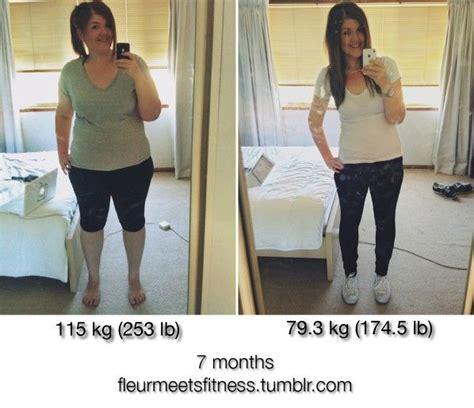 weight loss 7 months 7 months weight loss workin out