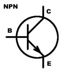 transistor pnp dan transistor npn membedakan transistor npn dan pnp arek robot unitomo