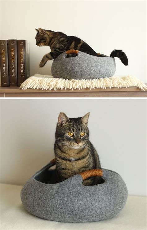 how to not be boring in bed cat beds don t really have to be boring just at look at