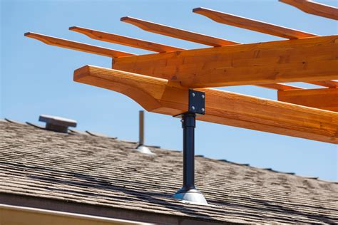 Elevate Your Patio Cover With SkyLift Roof Riser Hardware
