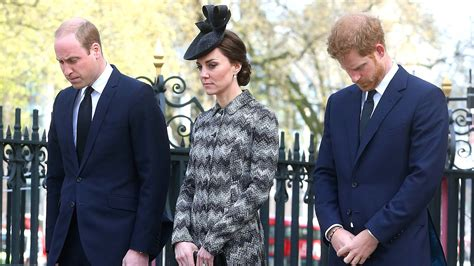 Hochzeit William Kate by Kurz Nach Pippas Hochzeit Kate William Harry Trauern