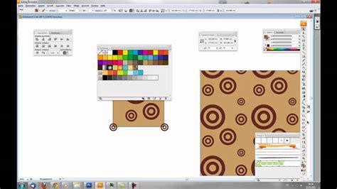 Muster Illustrator Tutorial Nahtloses Muster Seamless Pattern In Illustrator Erstellen