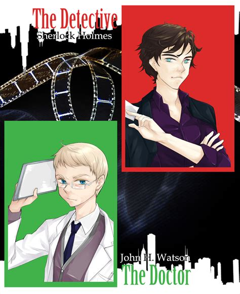 Detectives And Doctors 2014 detective and doctor by redcat18 on deviantart