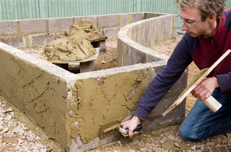 render a wall diy build a raised bed in pictures gardenersworld