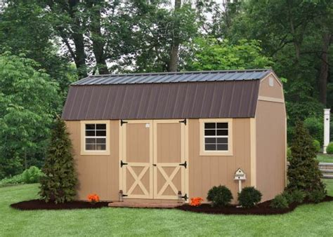 Millers Mini Barns lofted garden shed millers mini barns