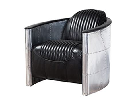 armchair aviator aviator chair vintage leather chair industrial chair