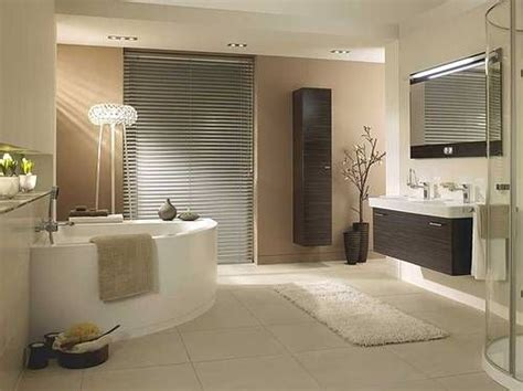 badezimmer marmorcountertops modern badezimme braun farbe design badezimmer