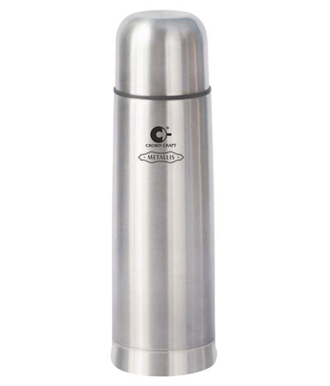 Crown Thermos 350 Ml crown craft 350 ml flask buy at best price in