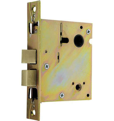 Mortise Interior Door Hardware by Privacy Mortise Lock Rejuvenation