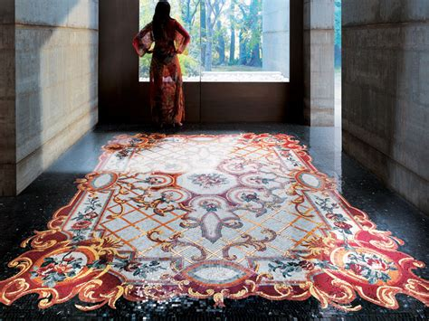 mosaic tile rug mosaic rug mosaic collection by sicis