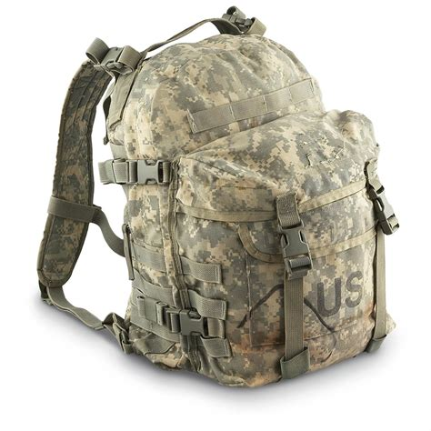 army bags and packs used u s assault pack army digital 186458