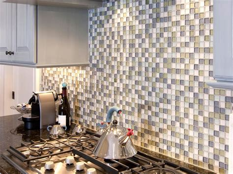 Mosaic Backsplashes Pictures Ideas Tips From Hgtv Hgtv Mosaic Kitchen Backsplash
