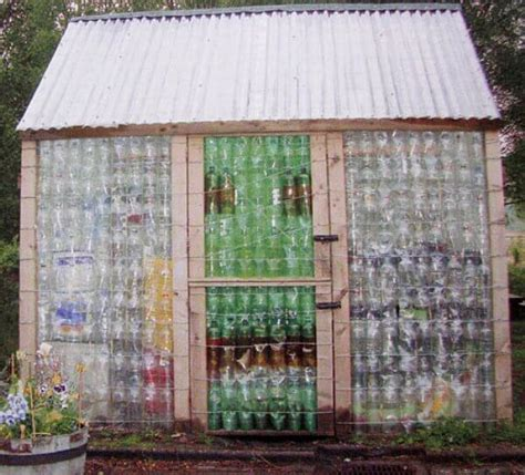 Greenhouse Shed Plans by Plastic Bottle Homes And Greenhouses Nifty Homestead