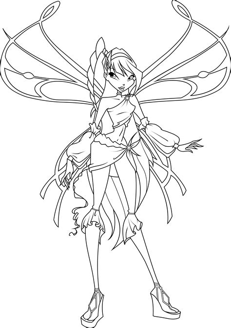 musa sophiex coloring page by icantunloveyou on deviantart