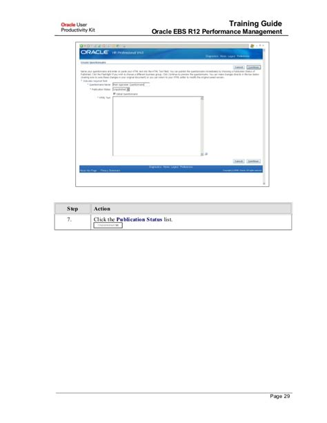 tutorial oracle ebs training guide oracle ebs r12 performance management