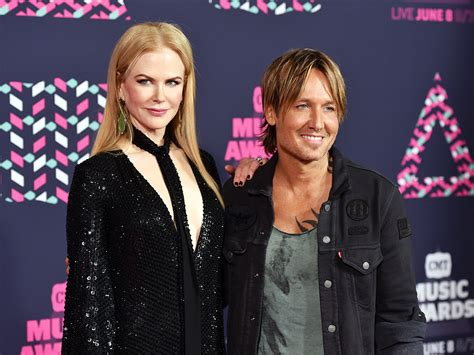 Keith Refused Access To Kidman Set By Faced Guard by Keith Facetimes Kidman During A Concert