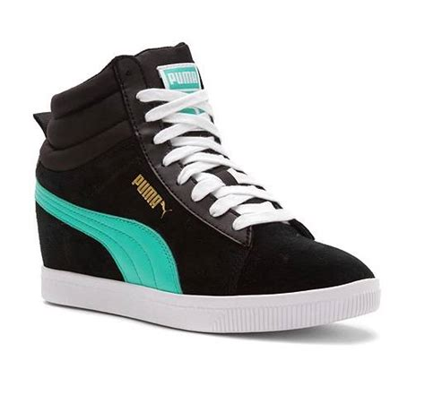 Wedges Electric Black classic wedge 356049 05 black electric green suede