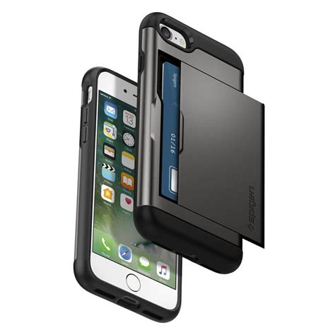 Slim Armor Spigen spigen 174 slim armor cs 042cs20453 iphone 8 7