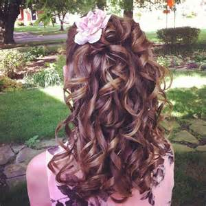 9 year birthday hair stiyals really cute party hair 18th birthday hair pinterest