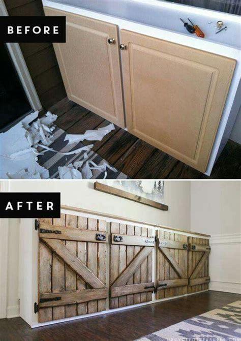 rustic storage cabinets ideas  pinterest