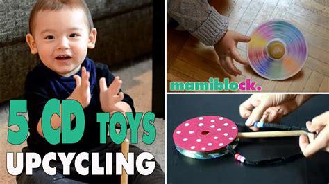 Basteln Mit Alten Cds 3387 by 5 Spielzeuge Aus Alten Cds Upcycling Diy Toys