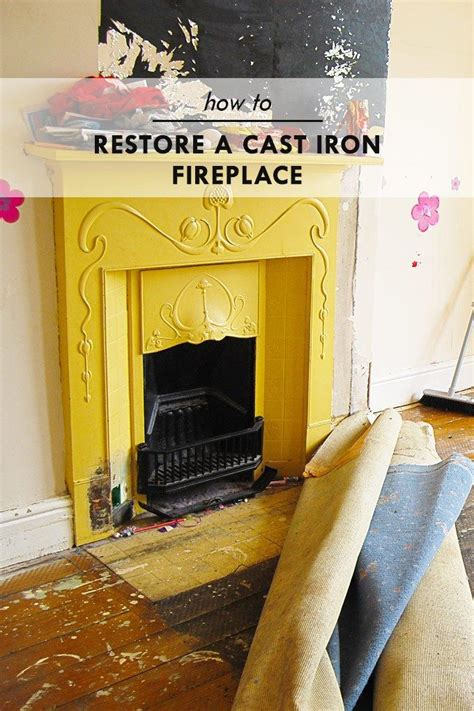 Fireplace Restoration Ideas by Best 25 Fireplace Ideas On
