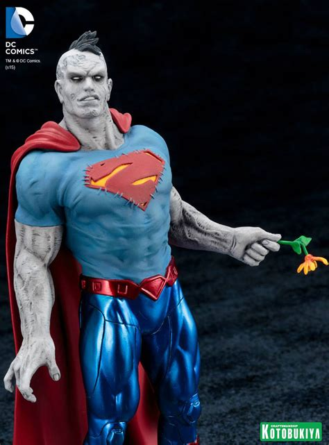 Mainan Superman Bizarro 1 Figure bizarro superman new 52 artfx statue by kotobukiya actionfiguresdaily