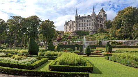 land französisch gärten dunrobin castle sutherlands m 195 164 rchenschloss
