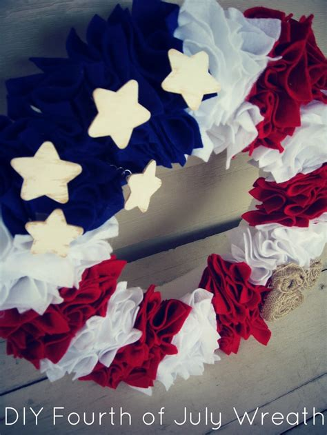 1000 images about 4th july wreath ideas on