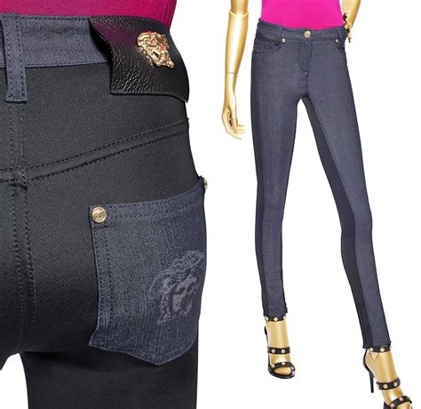 printed jeans denim trends for fall 2013 shop book of versace pants for women in thailand by noah