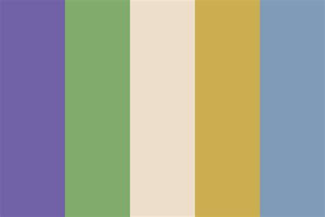 complementing color palette