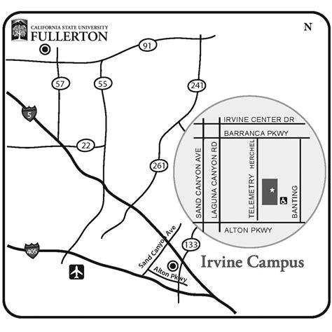 Csuf Calendar Search Results For Cal State Fullerton Cus Map