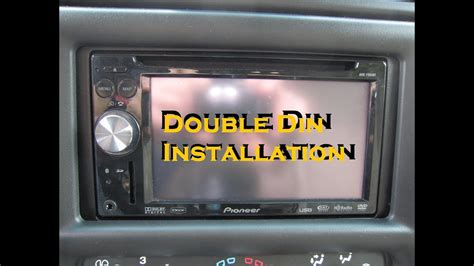 navigation screen  dash dvd double din stereo