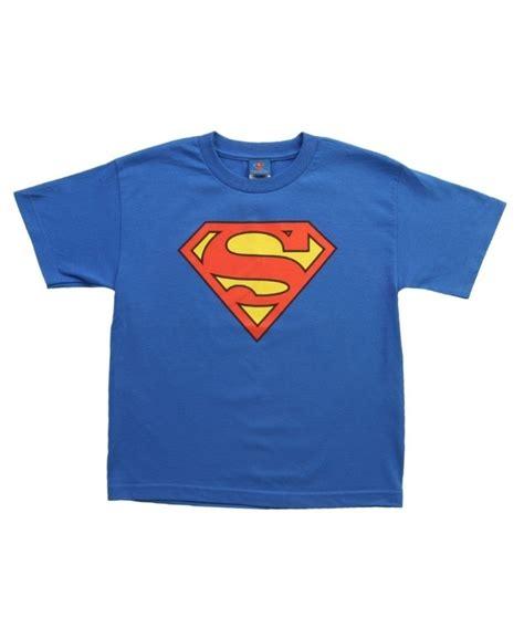 T Shirt Superman youth superman t shirt