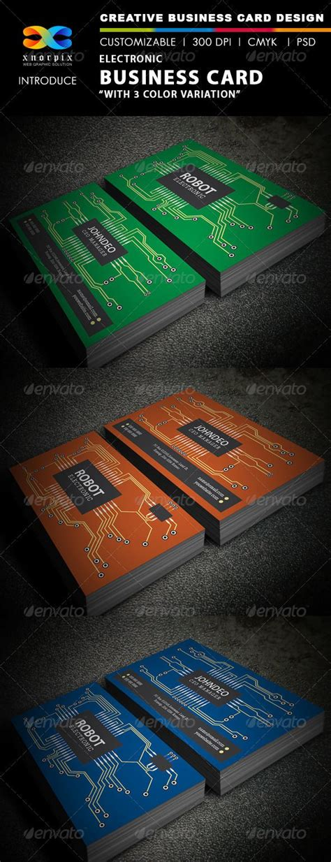 Electronic Business Card Templates by 17 Best Ideas About Business Card Software On